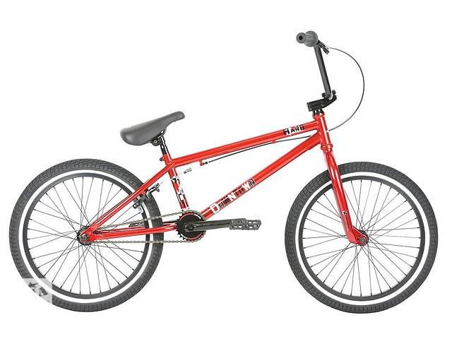 продам Велосипед BMX Haro 2019 Downtown 20.5 TT Mirra Red бу в Одессе