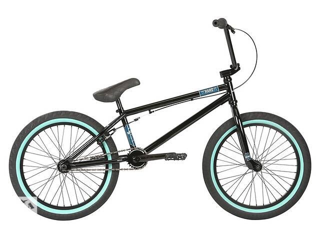 купить бу Велосипед BMX Haro 2019 Midway 21 TT Gloss Black в Одессе