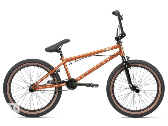 бу Велосипед BMX Haro 2020 Downtown DLX 19.5/20.5 Copper в Одессе