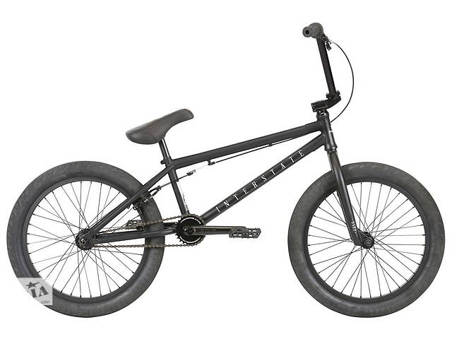 бу Велосипед BMX Haro 2020 Interstate 21.0 Matte Black в Одессе