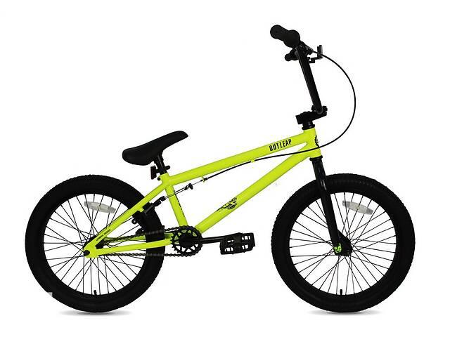 бу Велосипед BMX Outleap Clash Neon Green 2021 в Дніпрі (Дніпропетровськ)