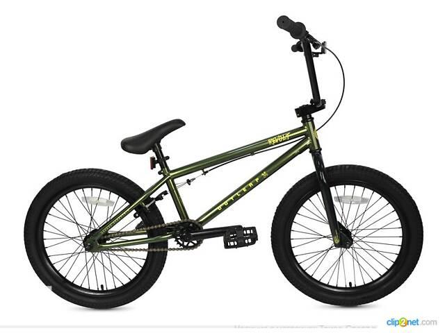 Велосипед BMX REVOLT 2021 Khaki- объявление о продаже  в Дніпрі (Дніпропетровськ)
