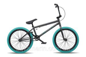 Велосипед BMX WeThePeople 19 CRS 18 Matt Anthracite Grey