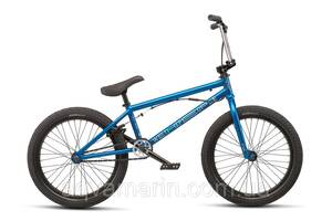 Велосипед BMX WeThePeople 19 CRS FS 20.25 Matt Metallic Blue