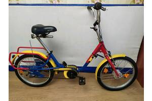 Велосипед Draisin 20 планетарка 5 алюминиевий