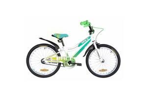 Велосипед Formula 20& quot; RACE рама-10,5& quot; 2020 White/Green (OPS-FRK-20-106)