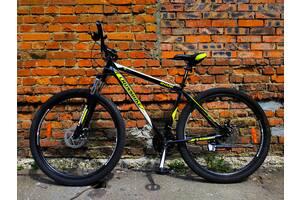 "Велосипед горный Cross Bike Shark 19.5"" 29"" 2020 DISC размер M L 19 20"