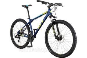 Велосипед GT Aggressor Comp Navy 2019 (Синий, M)