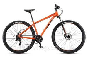 Велосипед Jamis Durango A1 Orange Crush 2019 (Оранжевый, 17)