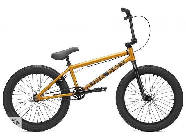 Велосипед KINK BMX Curb 2021 оранжевый- объявление о продаже  в Львове