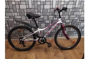 Велосипед подростковый для девочки Intenzo Elite Sport 24& quot;