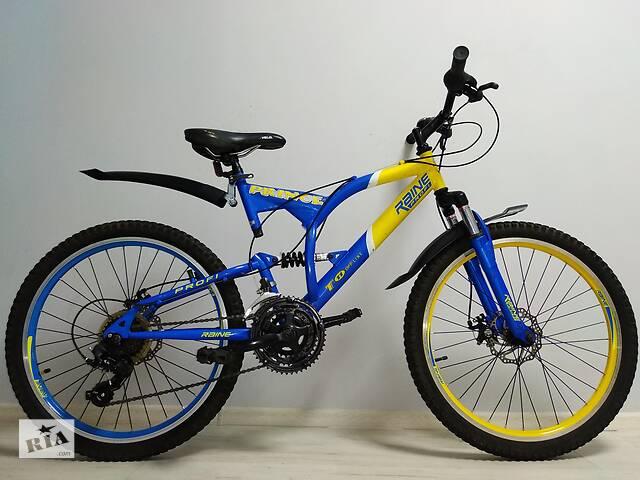 """продам Велосипед Profi 24""""  бу в Северодонецке"""