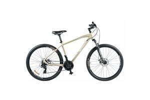 """Велосипед Spirit Echo 7.1 27,5 """", рама M, пісочно-бежевий, 2021"""