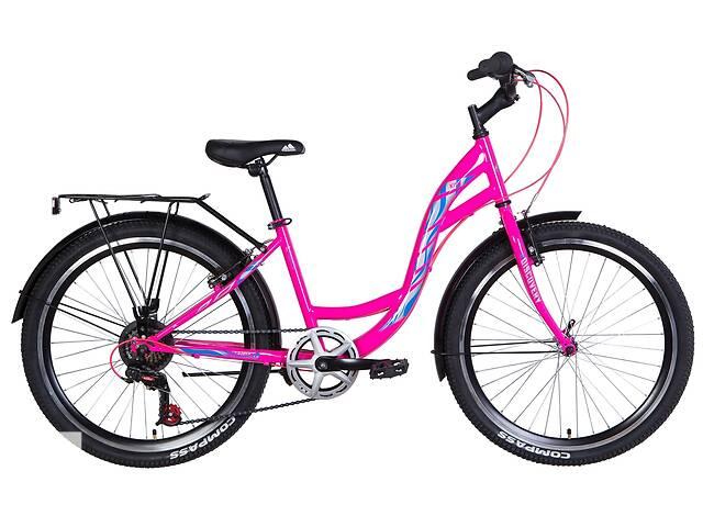 продам Велосипед ST 24 Discovery KIWI Vbr рама 14 Рожевий (OPS-DIS-24-257) бу в Киеве