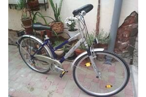 Велосипед великий без рами