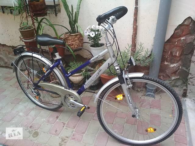 Велосипед великий без рами- объявление о продаже  в Мостиській