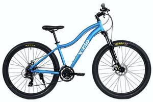 "Велосипед Vento Mistral 27.5 2020 17"" Light Blue Gloss"