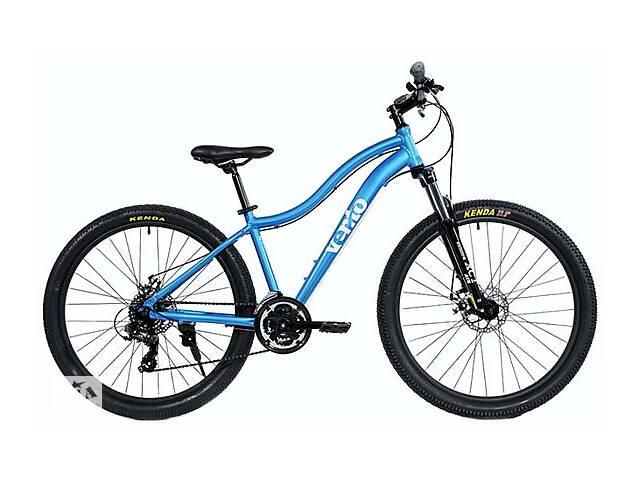 """продам Велосипед Vento Mistral 27.5 2020 17"""" Light Blue Gloss бу в Полтаве"""