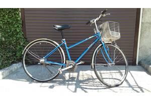 """Велосипед из Японии Bridgestone Albelt на ременной планетарке Shimano Nexus 3 """"27"""
