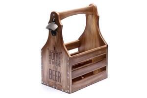Ящик для 6 бутылок пива 0,5л. BST 040527