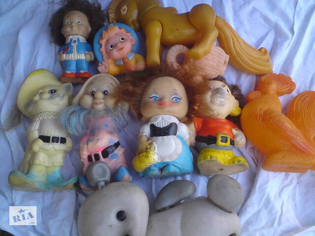 продам игрушки ссср бу в Пологах
