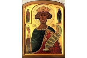 Икона Пророк Давид Псалмопевец