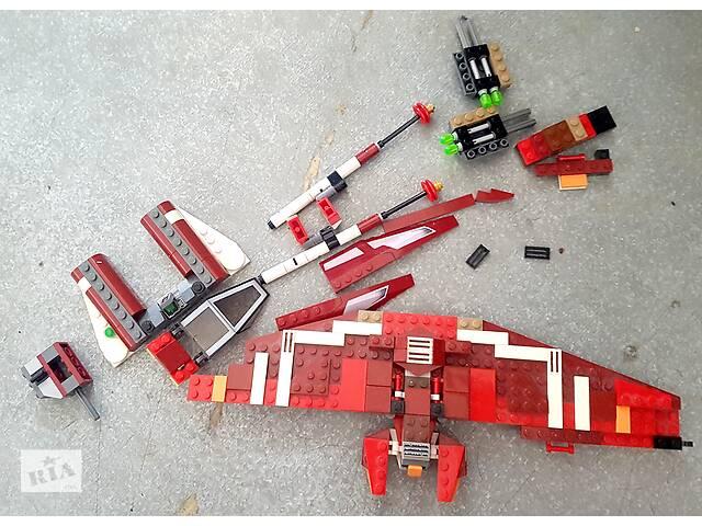 Запчасти от звездолета конструктор Лего LEGO- объявление о продаже  в Киеве