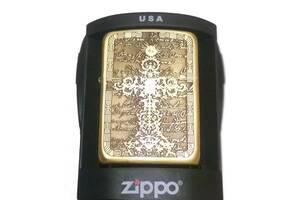 Zippo Holly Bible святая библия бензиновая Зажигалка