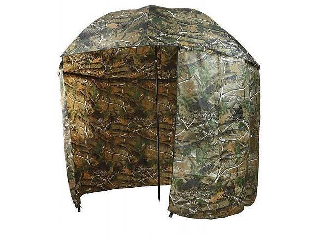 бу Зонт палатка для рыбалки окно d 2.2 м SF23817 Дубок Хаки (007089) в Києві