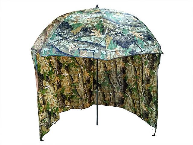 купить бу Зонт-палатка для рыбалки UKC SF23817 Дубок Хаки  (007089_gr) в Києві