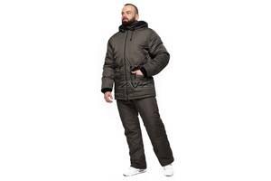 Зимний костюм для рыбалки Оскол Олива Oxford 280den Цена снижена!