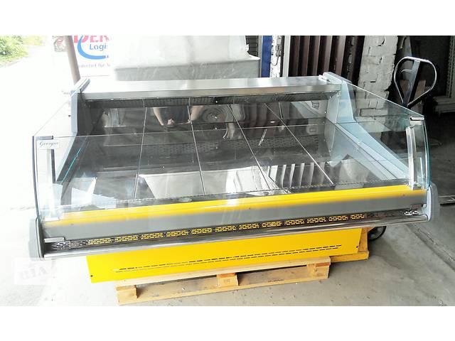 Холодильная витрина ПВХС-Джорджия 1.6 Б/У- объявление о продаже  в Киеве
