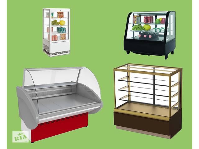 купить бу Холодильные витрины, настольные, кондитерские - Скидки до -50 %, Бесплатная доставка по Киеву ! в Киеве
