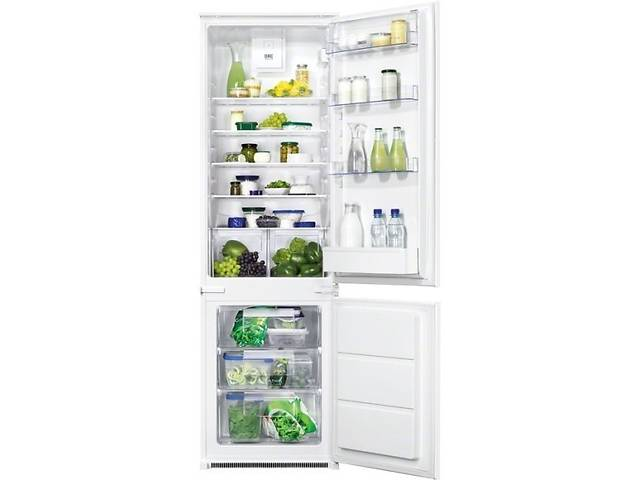 бу Холодильник Zanussi ZBB928465S в Києві
