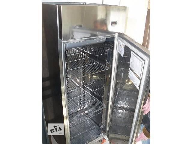 купить бу Холодильный шкаф б/у Zanussi в Киеве