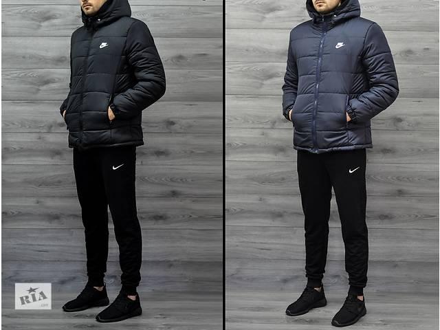 продам Хит 2016! Парка куртка Nike + Шапка найк в ПОДАРОК! бу в Одессе