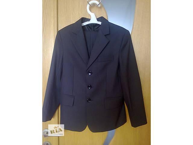 купить бу классический костюм для мальчика (8-10 лет)от S. A. L.-teks в Тернополе