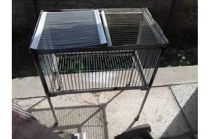 Клетка для кролика металлическая