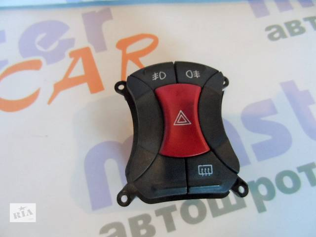 продам Кнопка аварийки Fiat Doblo Добло Fiat Doblo 2000-2009. бу в Ровно