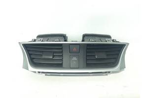 кнопка аварийного сигнала с воздуховодами Nissan Sentra `15-19 , 252903SG0A