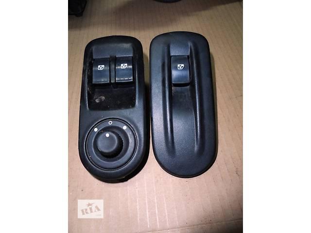 Кнопки электропакета Renault Master 1.9 2.2 2.5 Рено Мастер,Опель Мовано 2003-2010- объявление о продаже  в Ровно