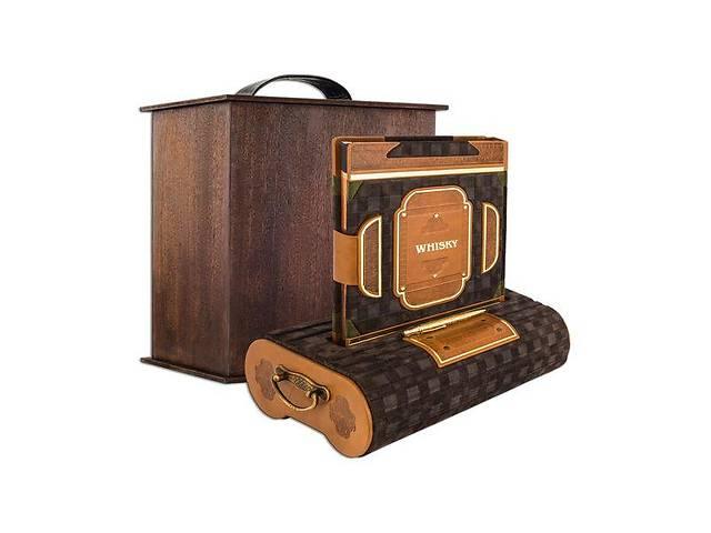 купить бу Книга подарочная BST 860050 240x297x45mm Whisky в Одессе