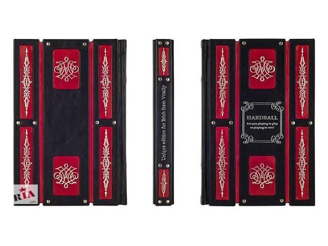 бу Книга подарочная BST 860052 245x170x31 mm Hardball в Одессе