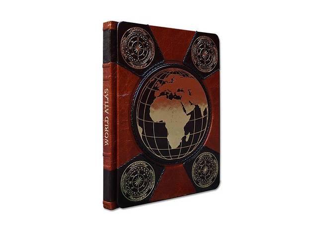 продам Книга подарочная BST 860054 275x370x40 mm World atlas бу в Одессе
