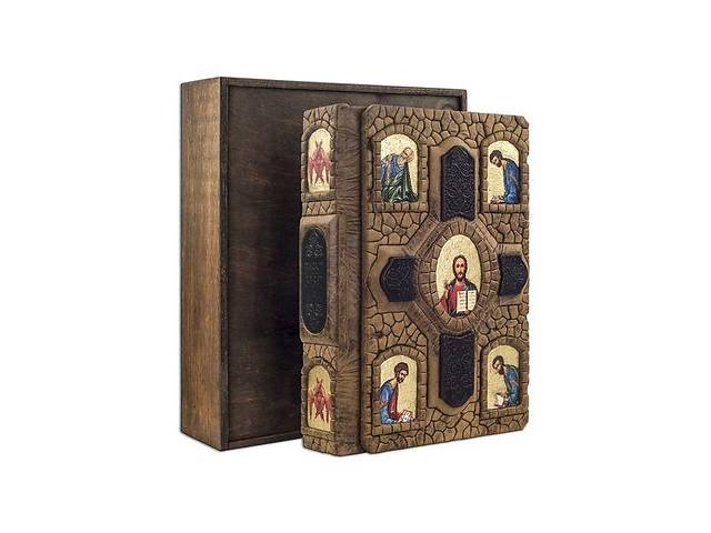 бу Книга подарочная BST 860247 167х232х73 мм Новый Завет и Псалтырь в Одессе