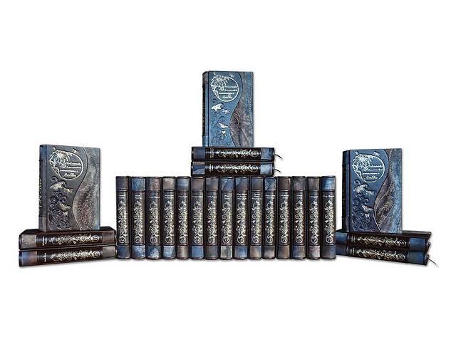 купить бу Книга подарочная BST 860518 145х250х40 мм Библиотека классической литературы о любви (в 25-ти томах) в Дубно