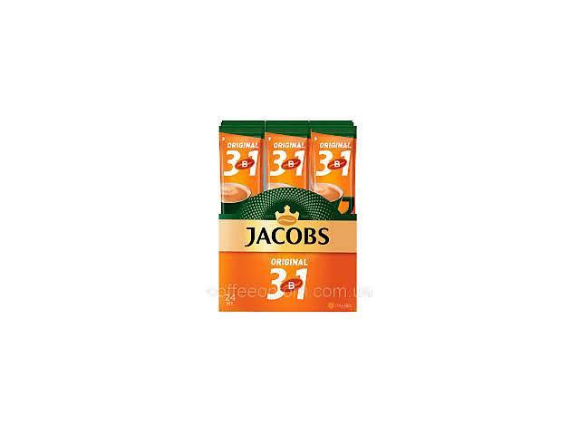 Кофе Jacobs 3в1 Original