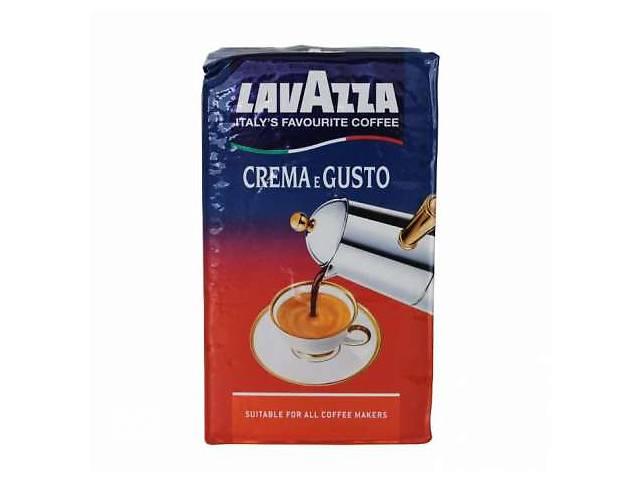 Кофе Лавацца Lavazza Крема Густо молотый 250г- объявление о продаже   в Украине