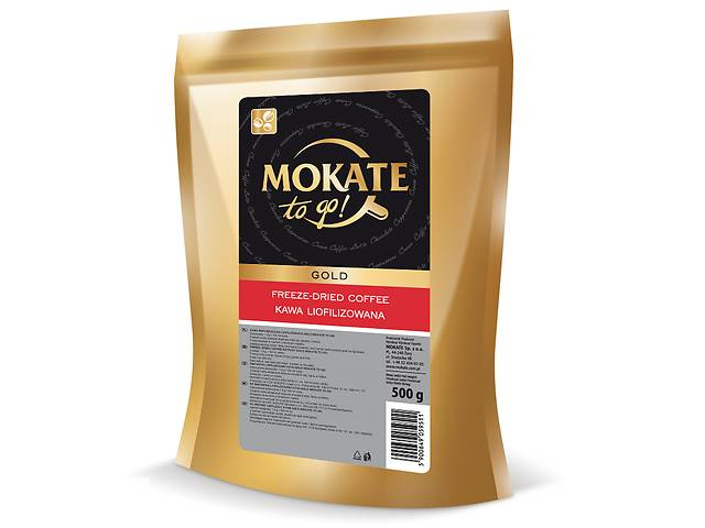 Кофе растворимый сублимированный Mokate Gold, 500 г- объявление о продаже  в Киеве