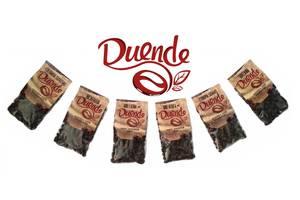 """кофе TM """"Duende"""" (100% арабика, купажи арабика/робуста)"""